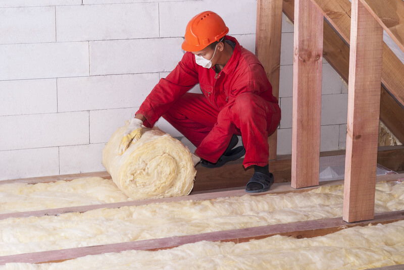 Roof Insulation Bury Greater Manchester